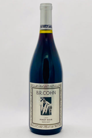 "BR Cohn 2016 Pinot Noir ""Silver Label"" North Coast"