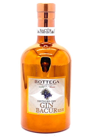 Bottega Distilled Dry Gin Bacûr