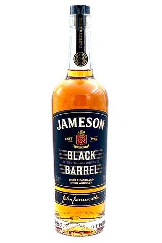 Jameson Irish Black Barrel Select Reserve Whiskey