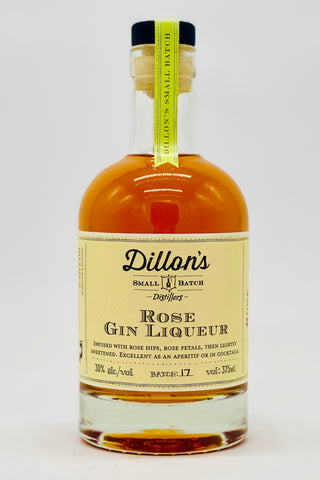 Dillon's Small Batch Rose Gin 375 ml