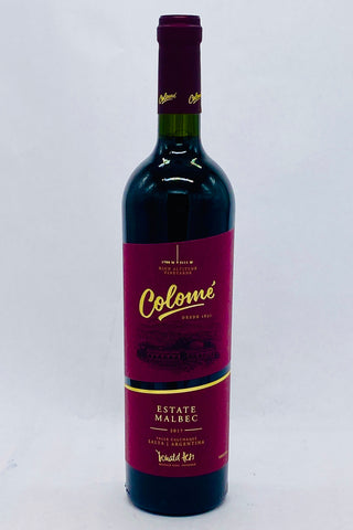 Colomé 2017 Estate Malbec Calchaqui Valley