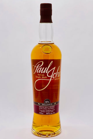 "Paul John ""Brilliance"" Single Malt Whisky"