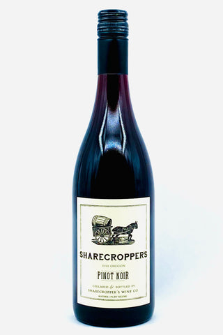 Sharecropper's 2018 Pinot Noir Oregon
