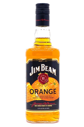 Jim Beam Orange Whiskey 750 ml