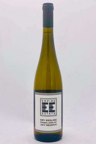 Empire 2017 Dry Riesling Reserve Finger Lakes