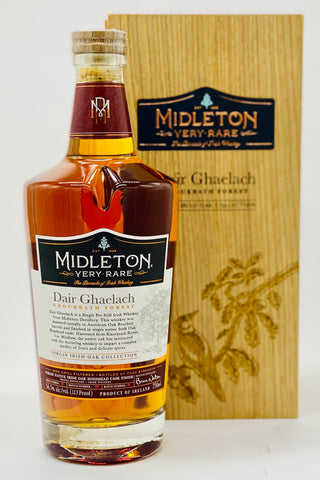 "Midleton Dair Ghaelach ""Knockrath Forest"" ""Tree #7"" Irish Whisky"