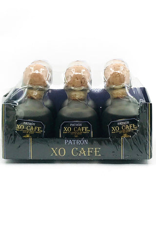 Patron XO Cafe Liqueur 6 x 50 ml bottles
