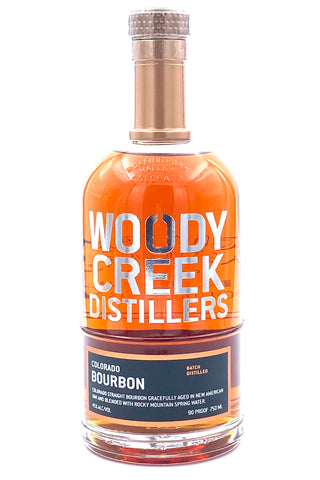 Woody Creek Bourbon Whiskey