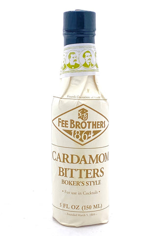 Fee Brothers Cardamon Bitters 5 oz