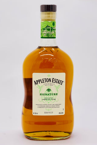 "Appleton Estate ""Signature Blend"" Jamaican Rum"
