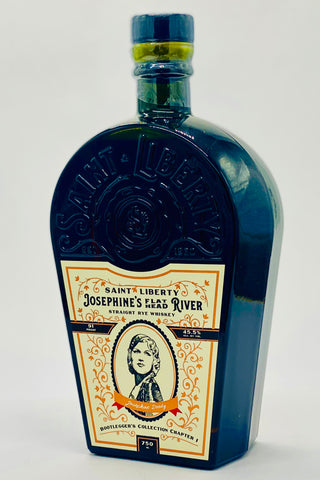 "Saint Liberty ""Josephine's Flathead River"" Rye Whiskey"