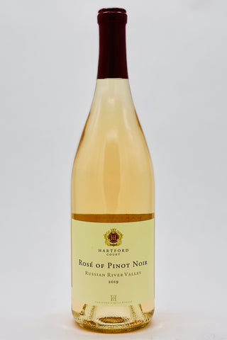 Hartford Court 2019 Rosé of Pinot Noir Russian River Valley