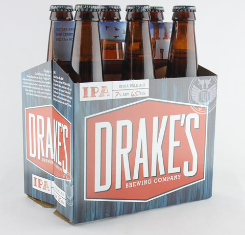 Drake's IPA Six-Packs