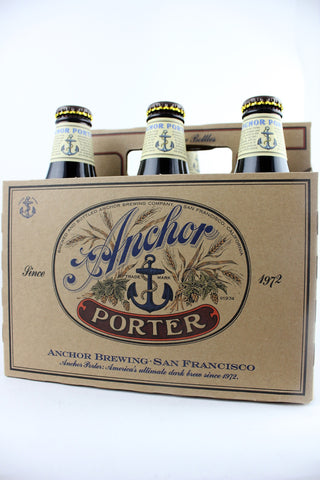 Anchor Porter 12 oz Six Pack