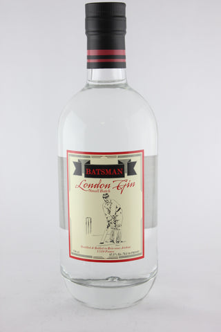 Batsman London Gin 47.5% made in France