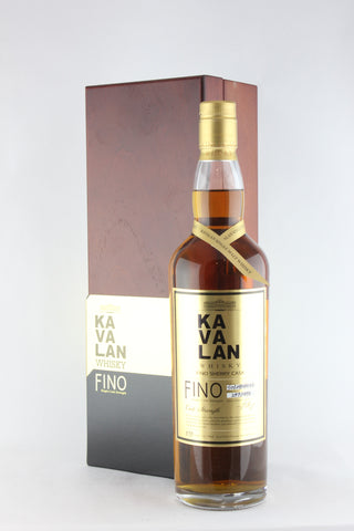 Kavalan Whiskey Fino Sherry 111.2 Proof