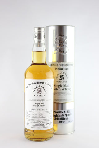 Highland Park 15 Year Old Vintage 1999 Scotch Whisky