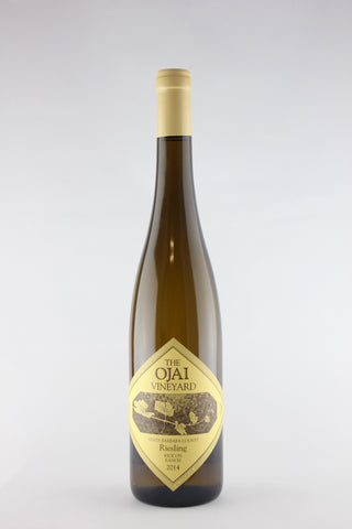 Ojai Riesling 2014 Kick on Ranch 750 ml