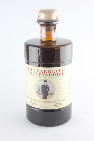The High West Distillery The Barreled Boulevardier