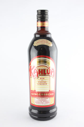Kahlua Gingerbread Liqueur 750 ml