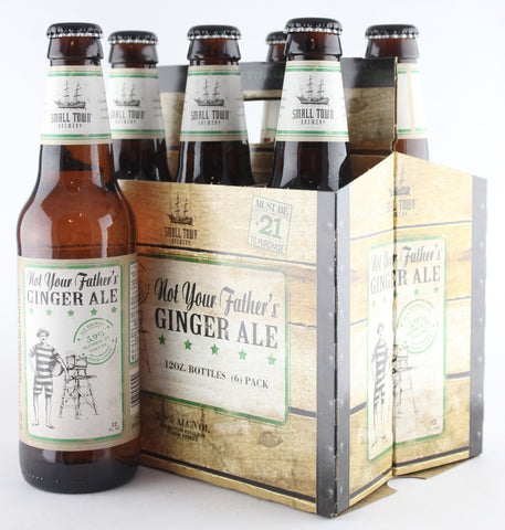Not Your Father's Ginger Ale Six Pack