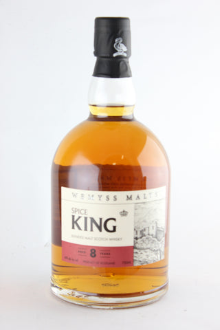 Wemyss The Spice King 8 Year Old Malt Whisky
