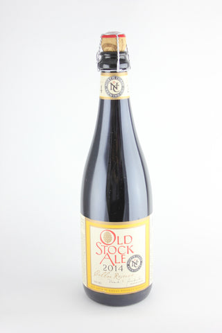 North Coast Old Stock Ale 2014 Vintage Wheat Barrel Cellar Reserve 500 ml