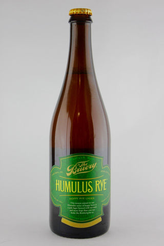 The Bruery Humulus Rye 750 ml