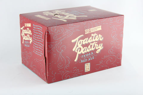 21st Amendment Toaster Pastry Indian Style Red Ale Six Pack 12 oz can