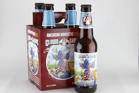 Clown Shoes American Monastic Belgian-style IPA Four Pack