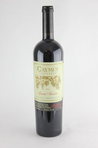 Caymus 2013 Cabernet Sauvignon Napa Valley Special Selection