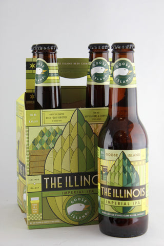 Goose Island The Illinois Imperial IPA 12 oz Six Pack