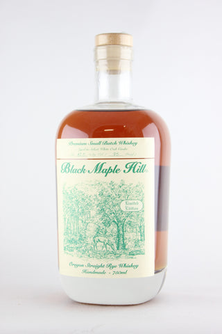 Black Maple Hill Rye Whiskey
