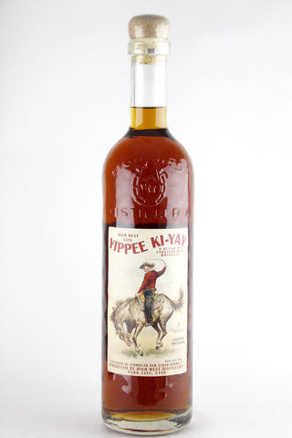 High West Yippee Ki-Yay Rye Whiskey