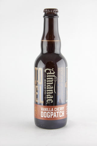 Almanac Dogpatch Vanilla Cherry Sour Red Ale 375 ml