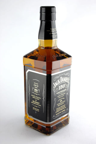 Jack Daniel's 150th Anniversary 86 Proof 750 ml Commemorative