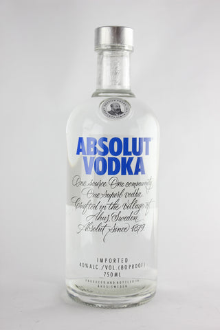 "Absolut Vodka ""Day of the Dead"" Gift Box"