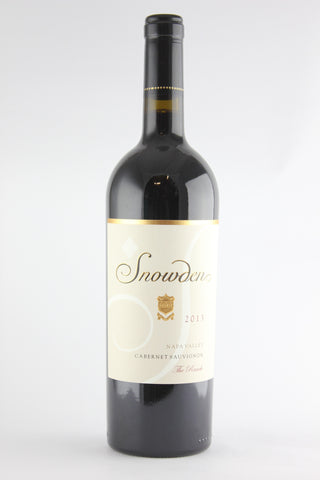 "Snowden 2013 ""The Ranch"" Cabernet Sauvignon Napa Valley"
