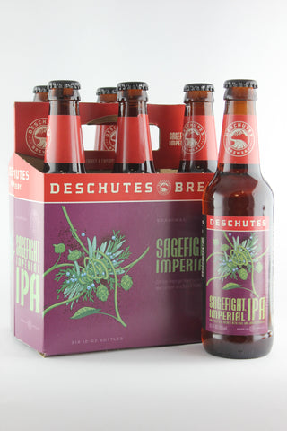 Deschutes Sage Fight Imperial IPA Six Pack