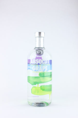 Absolut Grape Vodka 750 ml