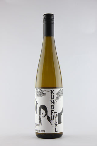Charles Smith Wines Kung Fu Girl 2014 Riesling Washington State