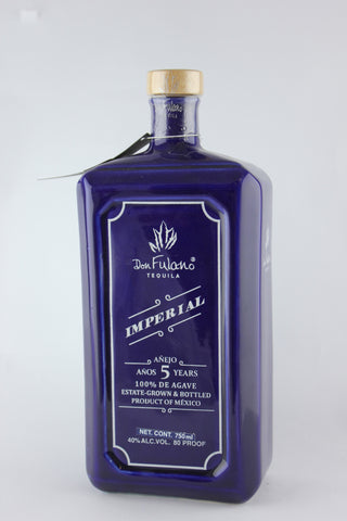 Don Fulano Imperial Anejo Tequila Aged 5 Years