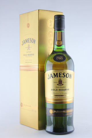Jameson Gold Reserve Irish Whiskey
