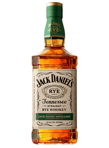 Jack Daniel's Tennessee Rye Whiskey Litre