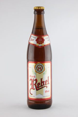 Czech Rebel Beer 500 ml