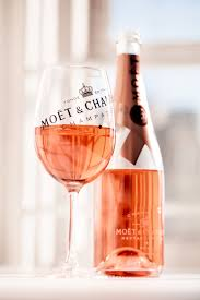 "Moet & Chandon ""Nectar of the Culture"" by Jonathon Mannion Nectar Impérial Rosé Limited Edition Champagne"