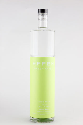 Effen Green Apple Vodka 750 ml
