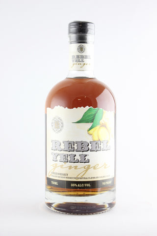 Rebel Yell Ginger-Flavored Whiskey