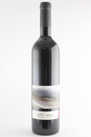 Galil Mountain 2012 Merlot Galilee Israel KOSHER