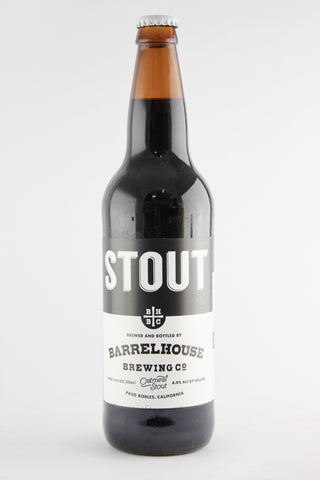 Barrelhouse Oatmeal Stout 22 oz